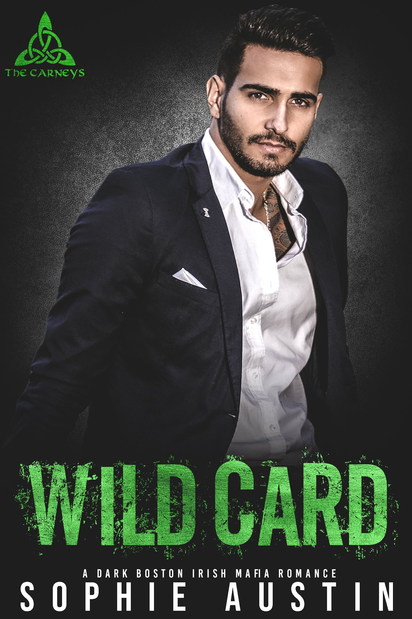Wild Card by Sophie Austin